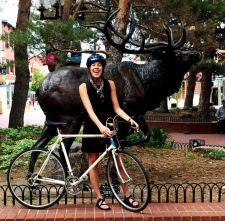 Sarah Peace Ride